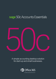 Sage 50cloud Accounts Essentials - Subscription