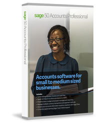Sage 50 Accounts Professional 2018 - Perpetual Licence