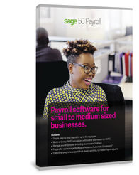 Sage 50 Payroll Professional - Monthly Subscription