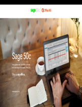 Sage 50c Accounts Brochure